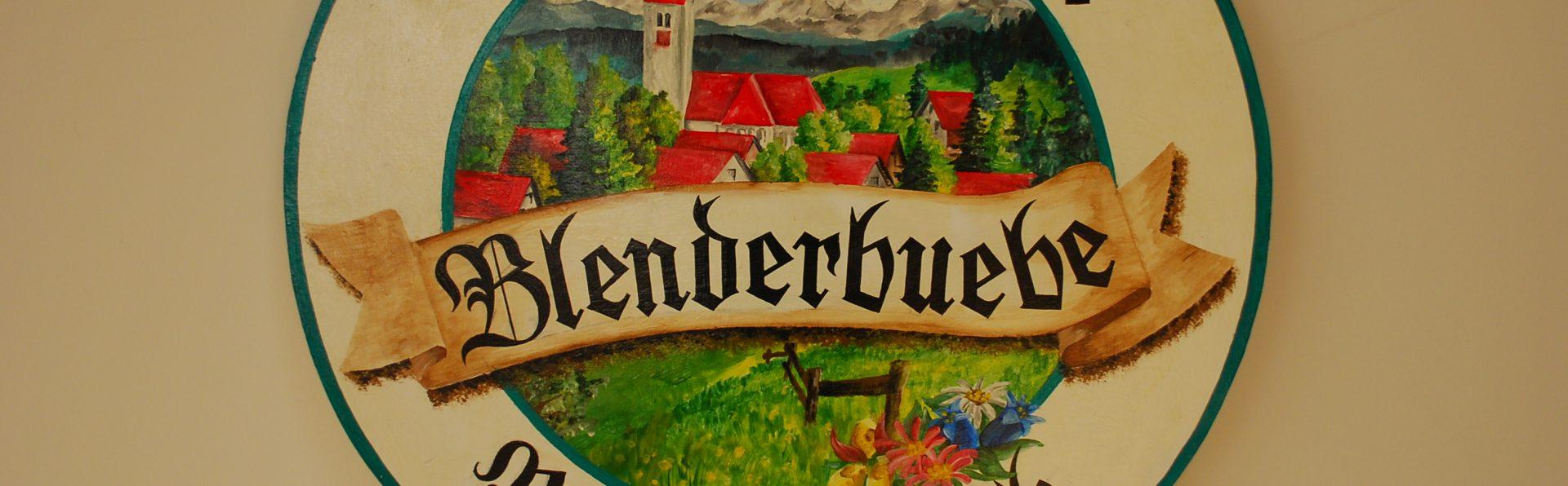 "Trachtenverein ""Blenderbuebe"" Wiggensbach e.V."